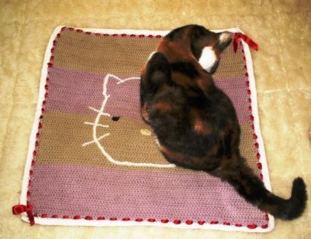 Couverture hello kitty la maison de patoo - La maison de hello kitty ...